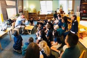 MAB Elementary Classroom